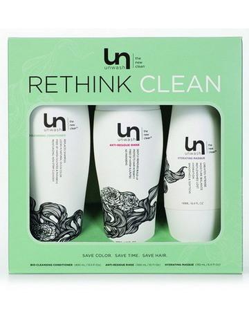 UnWash Набор Retait Kit UN 1750,1751,17525010777139655BIO-кондиционер очищающий 400 мл(Очищает загрязнения, не повреждая структуру волос). В его основе уникальный Эмульсионный Co-Wash метод, который позволяет убирать повседневные поверхностные загрязнения, не смывая с волос естественный защитный слой. Волосы становятся мягкими, упругими, более подвижными, без пушистости, приобретают естественную красоту).Ополаскиватель щадящий очищающий 300 мл(Экстра-очищающий ополаскиватель, для интенсивного очищения.Смойте излишки укладочных средств, несмываемых средств и другие загрязнения! Очищает от загрязнений, не затрагивая естественный защитный слой волос, которые помогают поддерживать их в здоровом состоянии. Идеально подходит для тех моментов, когда вам необходимо более интенсивное очищение). Маска увлажняющая 190 мл(Завершающий штрих – ультра питательная маска). Защитите свои волосы с помощью этой ультра-увлажняющей и питательной маски. Восстанавливающие натуральные масла и экстракты наполняют волосы жизненной энергией. Волосы становятся более гладкими, мягкими, более здоровыми, получают дополнительный объем, густоту, красоту и блеск. Идеальна для использования после Anti-residue rinse - Ополаскивателя щадящего очищающего, для восстановления, увлажнения и глубокого кондиционирования волос).