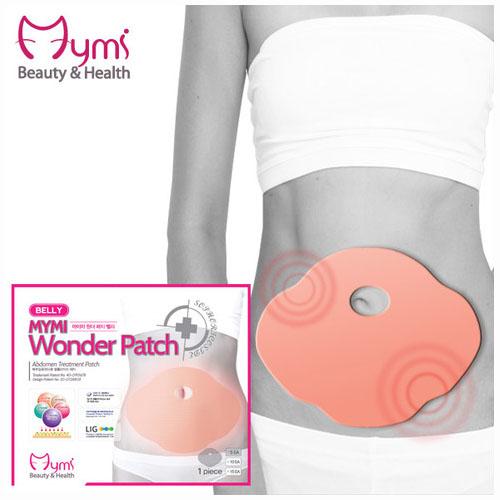 MYMI Wonder Patch Belly Патчи для похудения живота 15 шт.FS-36054Инновационное средство для удаления жира! Пластырь для похудения для области живота Mymi Wonder Patch является уникальным средством для поддержания красивой и стройной фигуры. Он изготовлен по рецептам древней китайской медицины. Пластырь рекомендуют применять при ожирении и лишнем весе. Он способствует улучшению работы желудочно-кишечного тракта и кишечника.