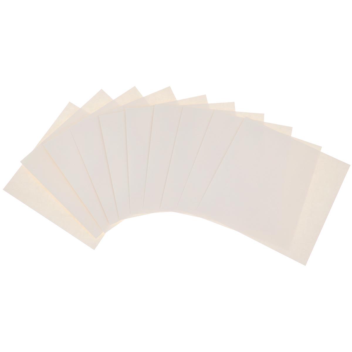 Набор обложек Zutter, 10,3 см х 10,3 см, 10 листовC0042416Набор обложек Zutter позволит создать красивый альбом, блокнот или открытку ручной работы. Набор включает 10 листов однотонной плотной бумаги.Скрапбукинг - это хобби, которое способно приносить массу приятных эмоций не только человеку, который этим занимается, но и его близким, друзьям, родным. Это невероятно увлекательное занятие, которое поможет вам сохранить наиболее памятные и яркие моменты вашей жизни, а также интересно оформить интерьер дома.Размер: 10,3 см х 10,3 см.