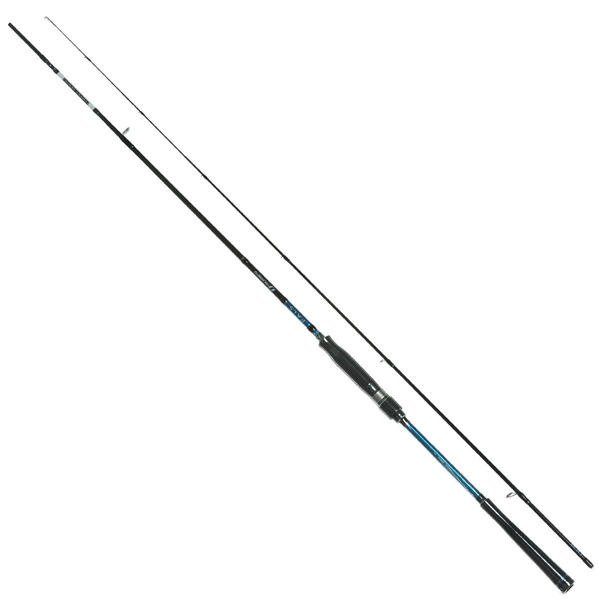 Удилище спиннинговое Tsuribito-Jackson Pals, 2,24 м, 6-20 гPGPS7797CIS08GBNVСпиннинговое удилище Tsuribito-Jackson Pals подойдет как для ловли с лодки, так и с берега. Быстрый строй, отличная сенсорика. Бланк хорошо нагружается - бросковые характеристики этого удилища выше всяких похвал. Спиннинг Tsuribito-Jackson Pals получился универсальным. Отлично подходят для джига, отводного поводка, ловли блеснами всех типов. При разработке удилища основное внимание уделялось: Качеству: все удилища выполнены на основе бланков из высокомодульного карбона, оснащены кольцами и катушкодержателем от FUJI. Рабочим характеристикам: высокой чувствительности и прочности бланков, дальности заброса. Дизайну и эргономике: удилище выполнено в современном японском стиле. Вкусовым предпочтениям конечного потребителя: расстановке колец, строю, тестовым диапазонам. Экономике: при высочайшем качестве продукта, цена на удилище приятно удивит как конечного потребителя, так и дистрибьютора.Тест: 6-20 г.Строй: быстрый.