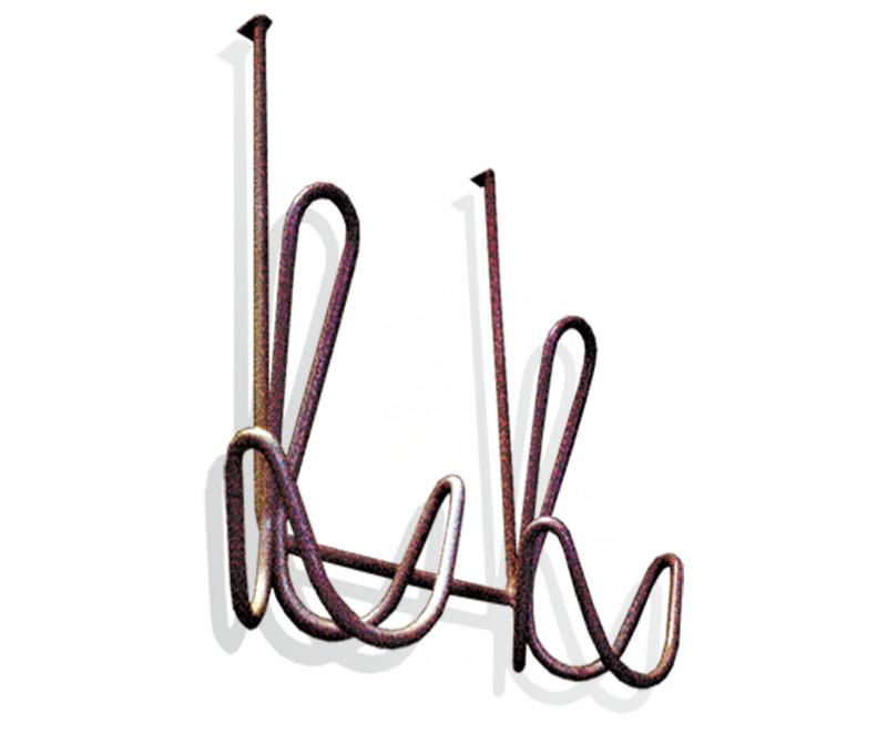 Вешалка на дверь Sheffilton Door 1, цвет: медный, 6 крючков, 11 х 22 х 20 см1004900000360Оригинальная вешалка Sheffilton Дор 1, изготовленная из окрашенного металла, существенно сэкономит пространство в комнате. Если не хватает места в шкафу, а сумки и кофты занимают место на стульях, используйте дверь! Крючки подойдут для верхней одежды, рюкзаков, зонтиков или кофт.Максимальная нагрузка на крючок: 3,5 кг.
