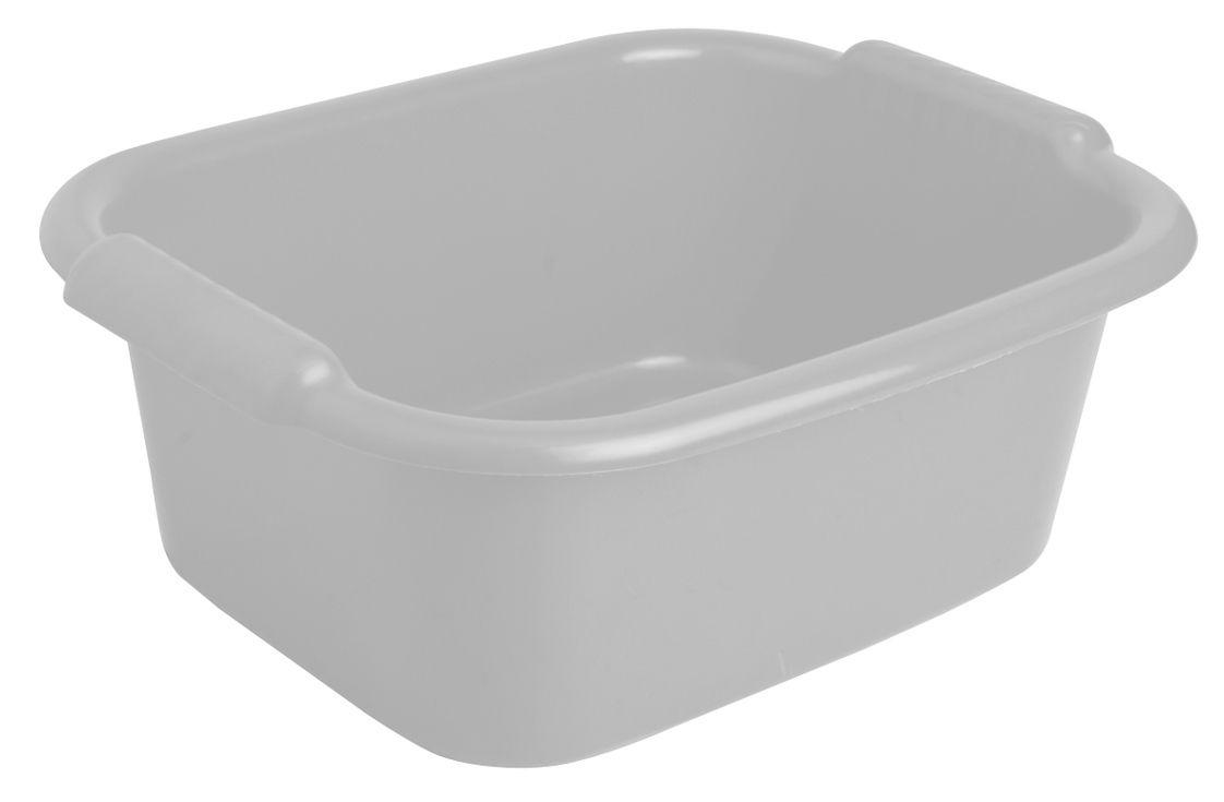 Таз прямоугольный 10 л., цвет: серый531-105Таз Apex выполнен из прочного пластика. Он предназначен для стирки и хранения разных вещей. По бокам имеются удобные углубления, которые обеспечивают удобный захват. Таз пригодится в любом хозяйстве. Пластик.
