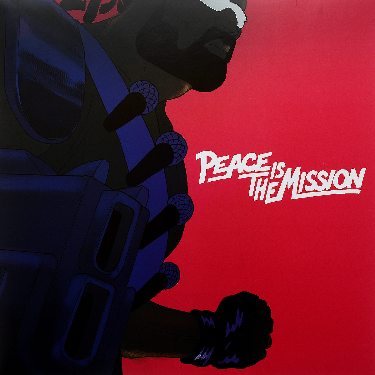 Major Lazer Major Lazer. Peace Is The Mission (LP + CD) partners lp cd