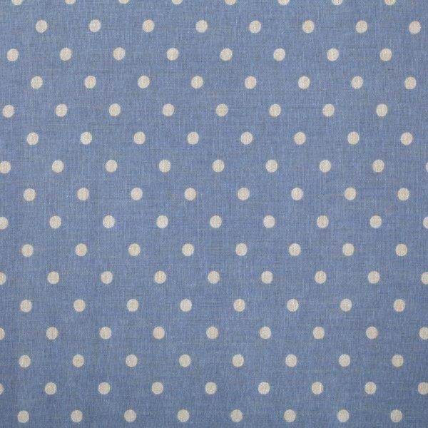 Ткань Moon bleu, ширина 110см, в упаковке 1м, 100% хлопок, коллекция Les bleus /Небесно-голубой/. BOO.BCHRSP-202SТкань Moon bleu, ширина 110см, в упаковке 1м,100% хлопок, коллекция Les bleus /Небесно-голубой/