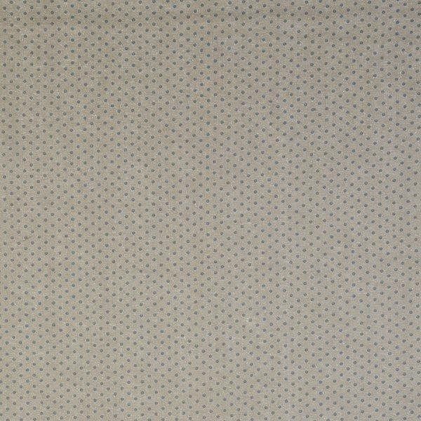 Ткань Dots Chambray, ширина 110см, в упаковке 1м, 100% хлопок. BDOT.CHBVR15.433Ткань Dots Chambray, ширина 110см, в упаковке 1м,100% хлопок
