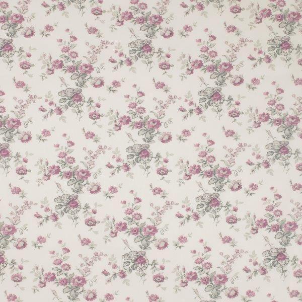Ткань Marion ivoire, ширина 110см, в упаковке 1м, 100% хлопок, коллекция Les violets /Благородно-фиолетовый/. BION.IPPW1082Ткань Marion ivoire, ширина 110см, в упаковке 1м,100% хлопок, коллекция Les violets /Благородно-фиолетовый/