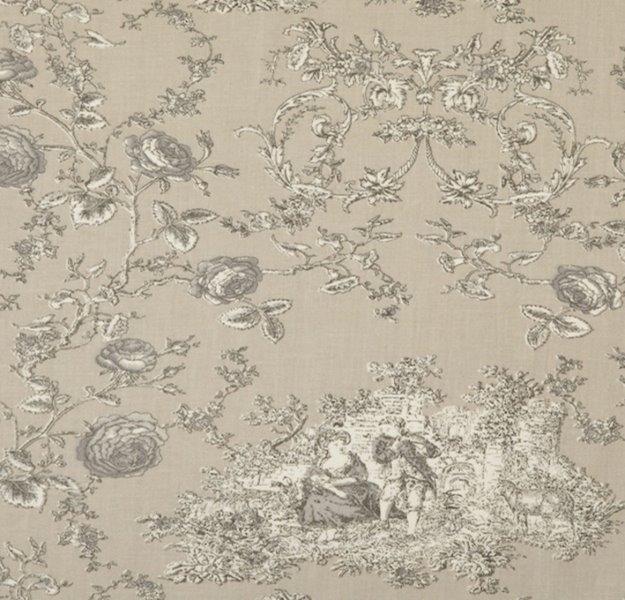 Ткань Princess beige, ширина 110см, в упаковке 1м, 100% хлопок, коллецкия Les beiges et gris /Таинственно-бежевый/. BPS.23VR25.717Ткань Princess beige, ширина 110см, в упаковке 1м,100% хлопок, коллецкия Les beiges et gris /Таинственно-бежевый/