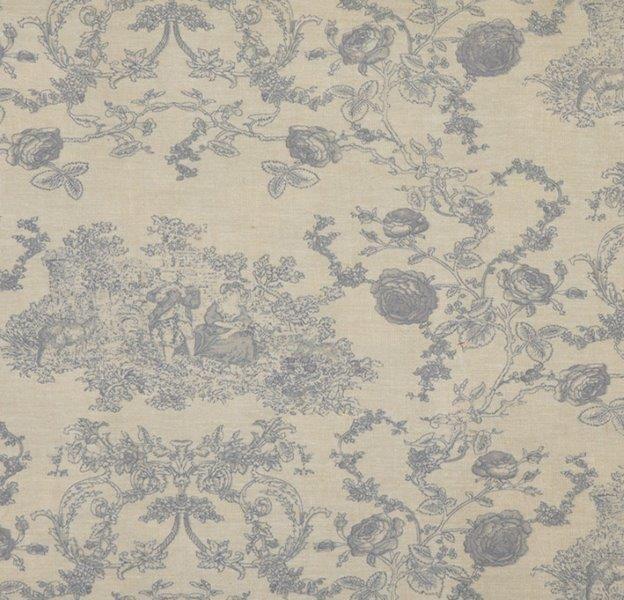 Ткань Princess Chambray, ширина 110см, в упаковке 1м, 100% хлопок. BPS.2638907Ткань Princess Chambray, ширина 110см, в упаковке 1м,100% хлопок