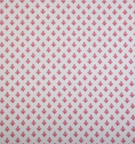 Ткань Ratna beige, ширина 110см, в упаковке 1м, 100% хлопок, коллекция Les rouges et roses /Изысканно-красный/. BRT.GRBLOA.CHYBТкань Ratna beige, ширина 110см, в упаковке 1м,100% хлопок, коллекция Les rouges et roses /Изысканно-красный/