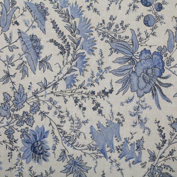 Ткань Sati chambray, ширина 110см, в упаковке 1м, 100% хлопок, коллекция Les bleus /Небесно-голубой/. BSAT.CHBY1021088Ткань Sati chambray, ширина 110см, в упаковке 1м,100% хлопок, коллекция Les bleus /Небесно-голубой/
