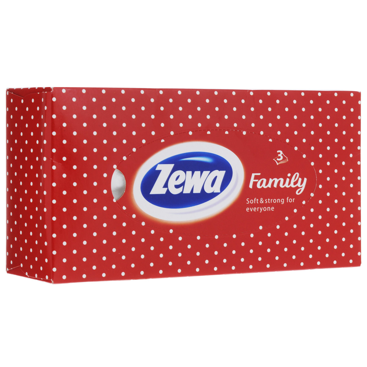 Платки в коробке Zewa Софт и Стронг, цвет: красный, 90 шт28032022Мягкие трехслойные носовые платки Zewa Софт и Стронг изготовлены из высококачественной экологически чистой целлюлозы. Обладают большой впитывающей способностью. Не вызывают аллергии, не раздражают чувствительную кожу. Просты и удобны в использовании.