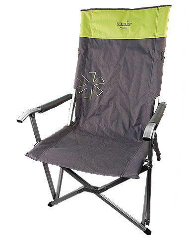 Кресло складное Norfin Vaasa NF Alu, цвет: серый, зеленый, 62 см х 56 см х 95 см67742Кресло складное с высокой спинкой Norfin Vaasa NF Alu - это незаменимый предмет походной мебели, очень удобный в эксплуатации. Каркас кресла изготовлен из прочного и долговечного профилированного алюминия, устойчивого к погодным условиям. Кресло не займет много места благодаря тому, что складывается в трость.В комплекте чехол для переноски и хранения.