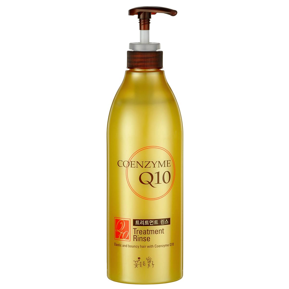 Somang Coenzyme Q10 Кондиционер для волос, 720 млMP59.4DВозвращает волосам их естественную мягкость и послушность. Содержит экстракт бутонов Даурской Розы. Для всех типов волос. Подходит для ежедневного использования.