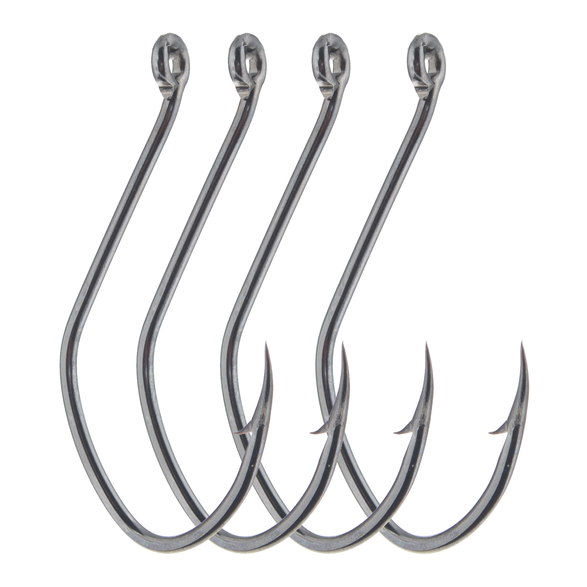 Крючки рыболовные Cobra Catfish, цвет: черный, размер 6/0, 4 штPGPS7797CIS08GBNVПрочные крючки Cobra Catfish для ловли трофейной рыбы, прекрасно удерживает различные насадки. Данные крючки хорошо себя зарекомендовали при ловле на живую насадку - своим весом они не стесняют ее движений. Благодаря специальной заточке жала, крючок легко пробивает прочную хрящевую и костную ткань. Чуть отогнутое назад колечко позволяет привязывать крючок к леске различными способами.