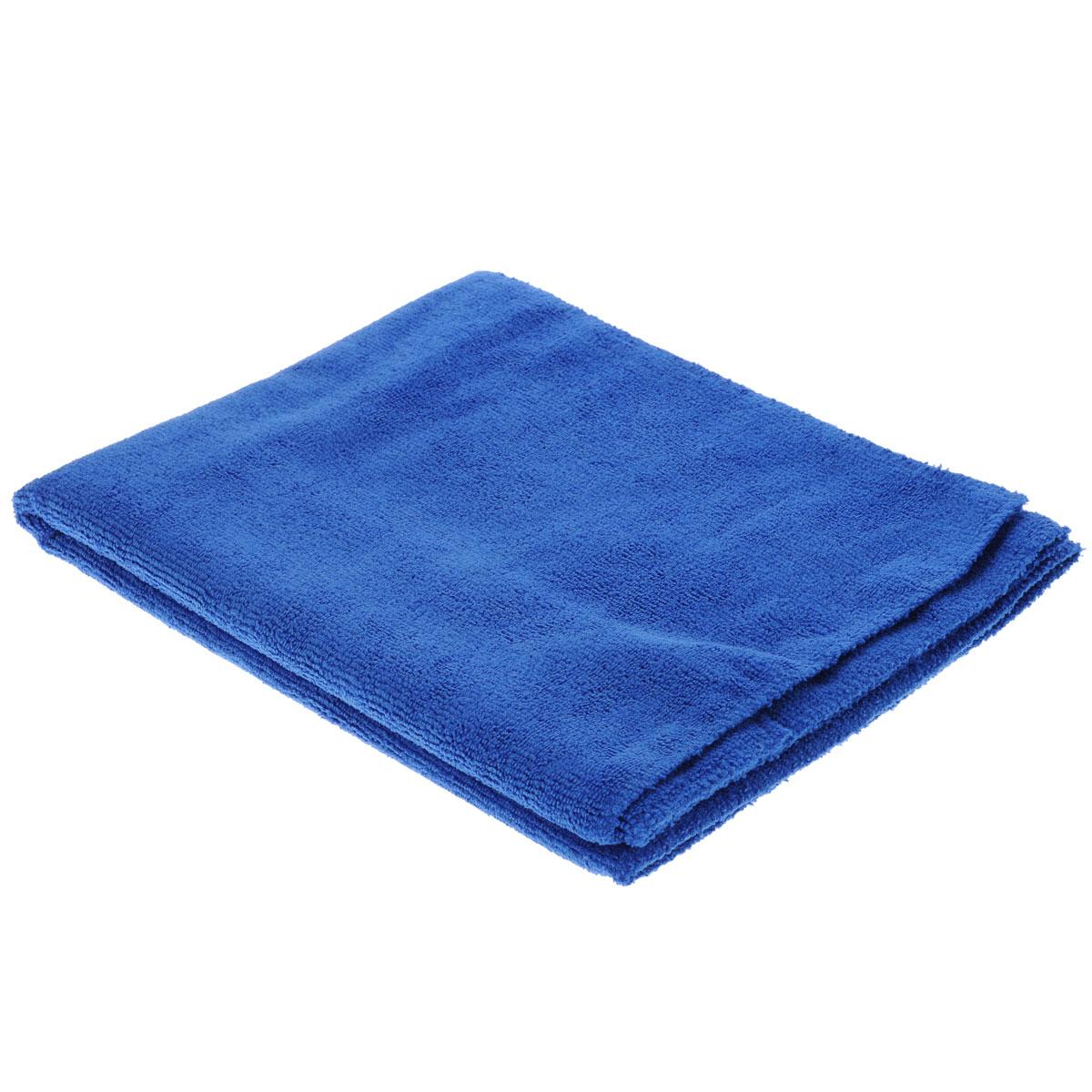 "Тряпка для пола ""Eva"", цвет: синий, 75 х 60 см"