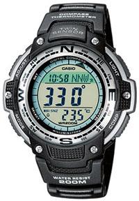 Наручные часы Casio SGW-100-1VBM8434-58AEМногофункциональные часы Casio SGW-100.