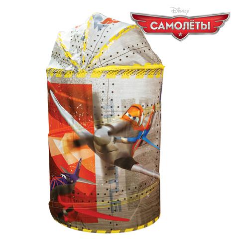 Корзина для игрушек GT7277 Самолеты, в пакете PLANESS03301004Корзина для хранения игрушек Самолёты очень удобная и практичная вещь для любой детской комнаты. В нее поместятся все игрушки Вашего ребенка, а также с её помощью можно легко научить ребенка наводить порядок самостоятельно. Яркая расцветка и веселый дизайн корзины станет замечательным украшением детской комнаты, а при необходимости ее очень легко сложить и убрать.