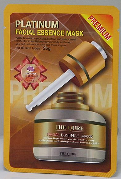 LS Cosmetic Маска для лица Блеск и Гладкость, 25 гFS-00897Лицевая маска-салфетка содержит эффективные активные экстракты, делающие Вашу кожу шелковой и гладкой. Природный коллаген глубоко укрепляет кожу, Зеленый чай смягчает и успокаивает, кроме того зеленый чай является мощным антиоксидантом, помогает предотвратить вредное воздействие солнечных лучей и восстанавливает кожу после повреждения. Масло авокадо и камелия увлажняют на длительное время. Маска отлично увлажняет кожу, удаляет шероховатости на поверхности лица и успокаивает. Делает лицо здоровым, упругим и чистым. Подходит для любого типа кожи. Ваша кожа всегда выглядит молодо!