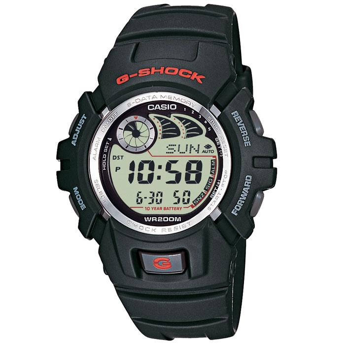 Наручные часы Casio G-2900F-1VBM8434-58AEПротивоударные наручные часы Casio G-2900F.