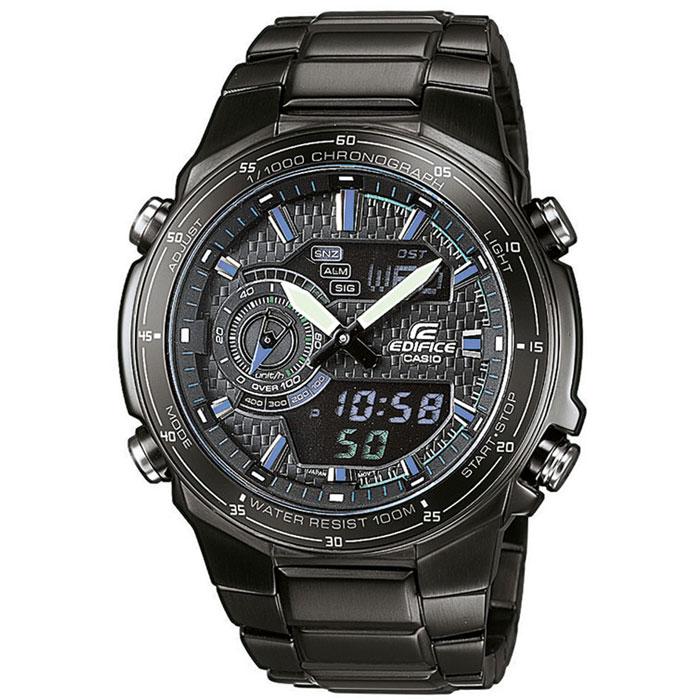 Наручные часы Casio EFA-131BK-1ABM8434-58AEМужские часы Casio EFA-131BK-1A.