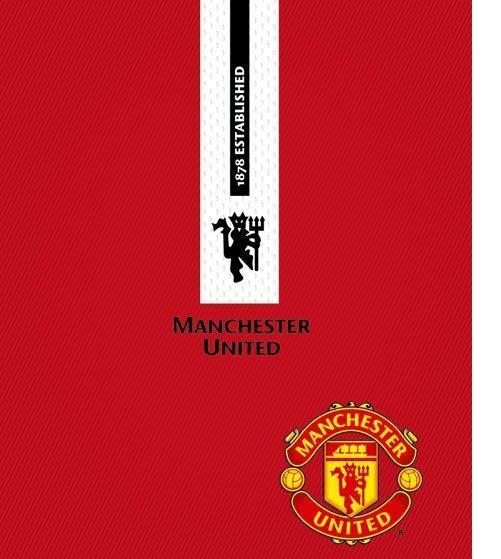 FC Manchester United Тетрадь в клетку, 96 листов, формат А548Т5блВ1_14814Эту тетрадь, без сомнения, хватит на целый год и даже дольше. Это очень удобно, так как нужная информация с собственными комментариями будет всегда под рукой. Кроме того, освежить знания можно будет во много раз быстрее.Уважаемые клиенты! Поставка возможна в одном из приведенных вариантов обложки, в зависимости от наличия на складе.