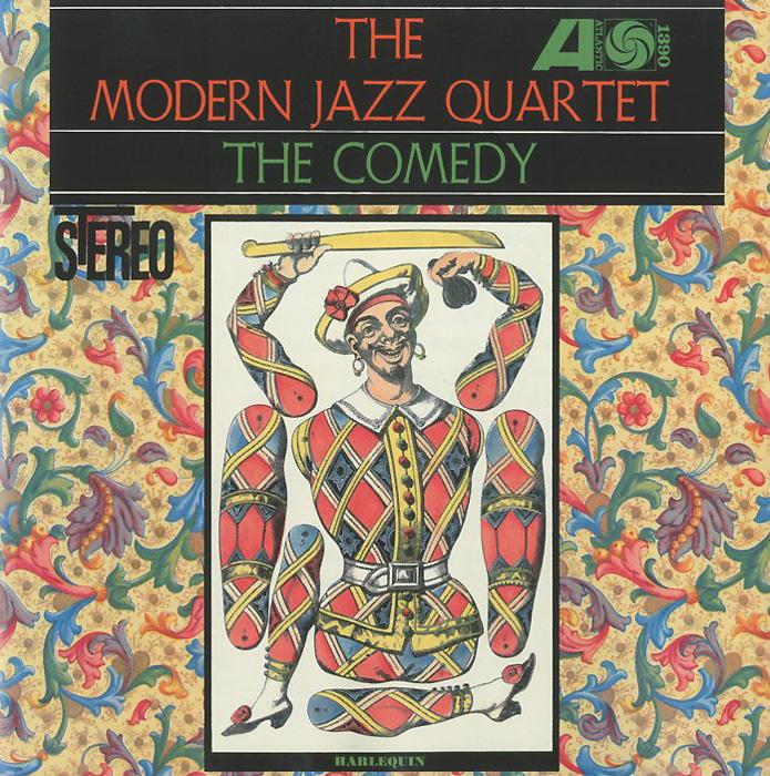 Zakazat.ru The Modern Jazz Quartet. The Comedy