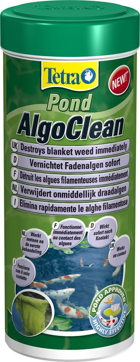 Средство для мгновенного уничтожения нитчатых водорослей Tetra  Pond AlgoClean , 300 г