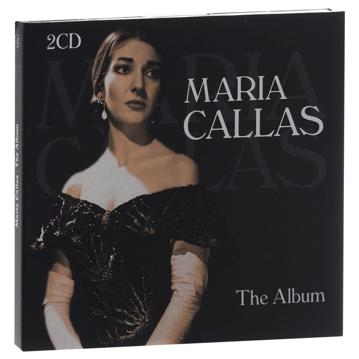 Maria Callas. The Album (2 CD)