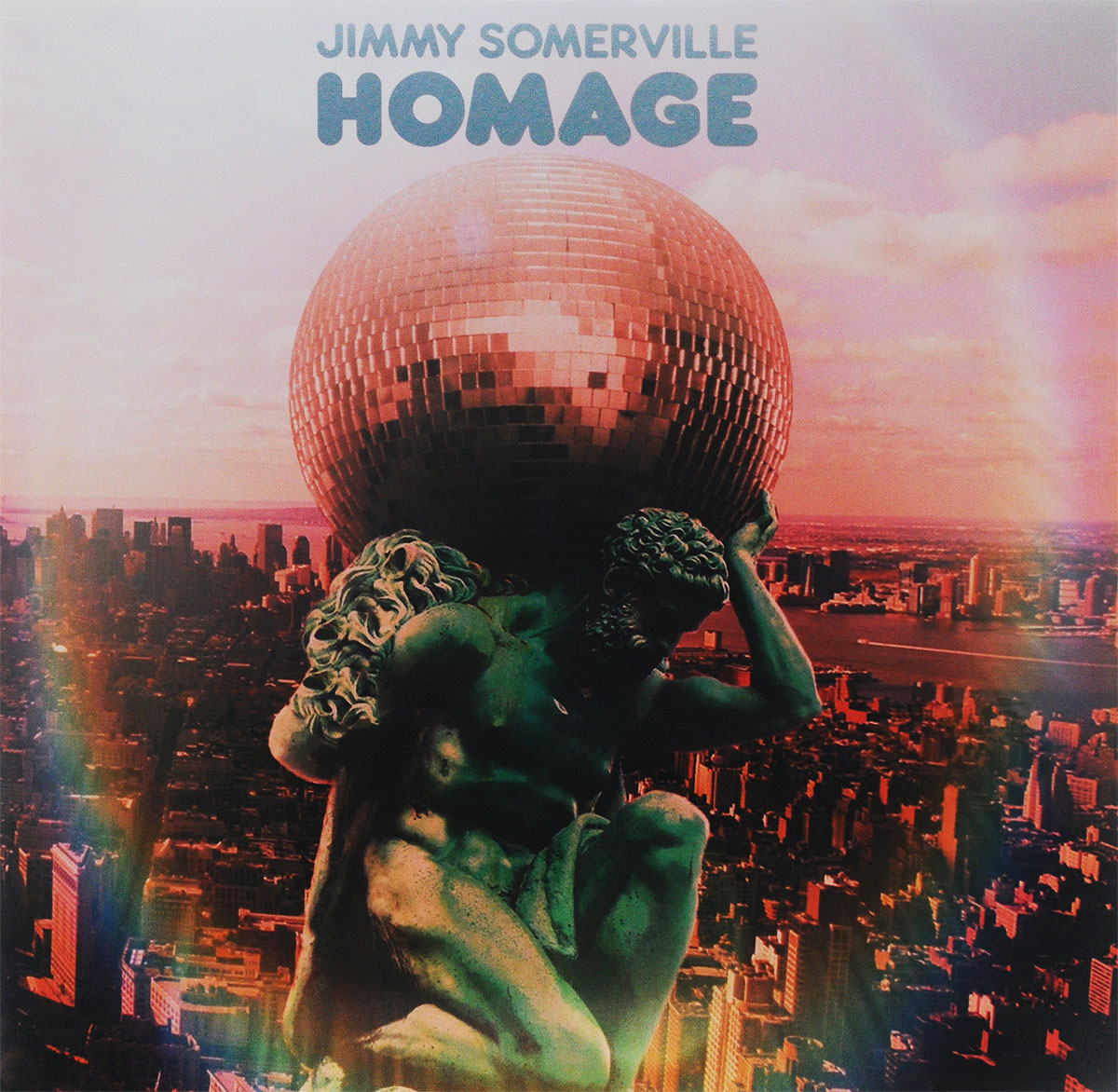 Джимми Сомервилл Jimmy Somerville. Homage (2 LP) jimmy choo man отзывы