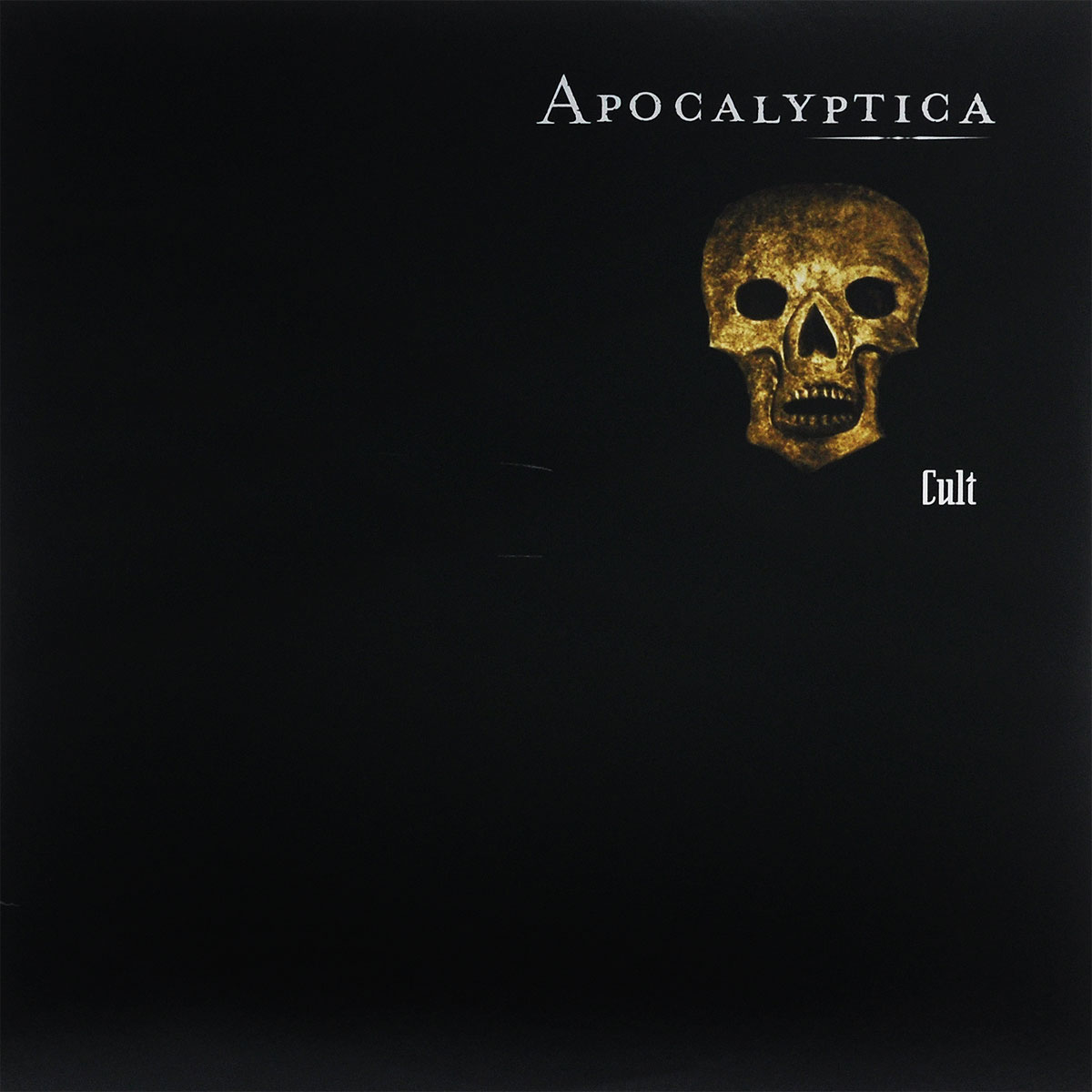 Apocalyptica Apocalyptica. Cult (2 LP + CD) барбра стрейзанд barbra streisand partners 2 lp cd