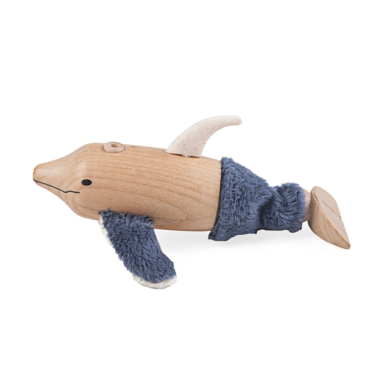 AnaMalz Фигурка деревянная Дельфин фигурки игрушки anamalz anamalz бурый мишка