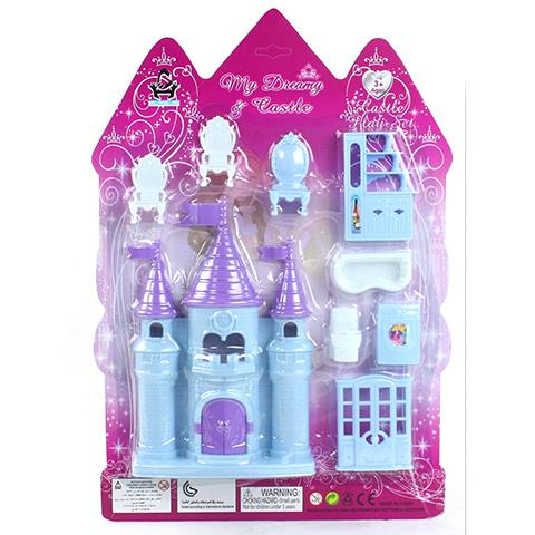 S+S Toys Набор мебели цвет голубой фиолетовый s s toys игрушечный набор доктор
