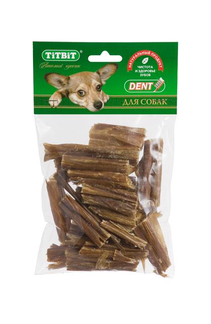 Лакомство для собак Titbit, кишки говяжьи, хворост, 25 г886Лакомство для собак Titbit - это высушенные на плоскости пластинки говяжьих кишок. Лакомство богато витаминами и ферментами микрофлоры кишечника крупного рогатого скота. Имеет большую энергетическую ценность из-за повышенного содержания жира. Богаты перевариваемыми протеинами, которые содержат все незаменимые аминокислоты и потому усваиваются на 90-95%. Содержат минеральные вещества в большем количестве, чем все остальные продукты (в том числе кальций, магний и фосфор), жирорастворимые витамины, а также водорастворимые витамины. Очищает зубы у мелких пород собак, продукт полезен для стимуляции пищеварения.Состав: высушенные говяжьи кишки.Товар сертифицирован.