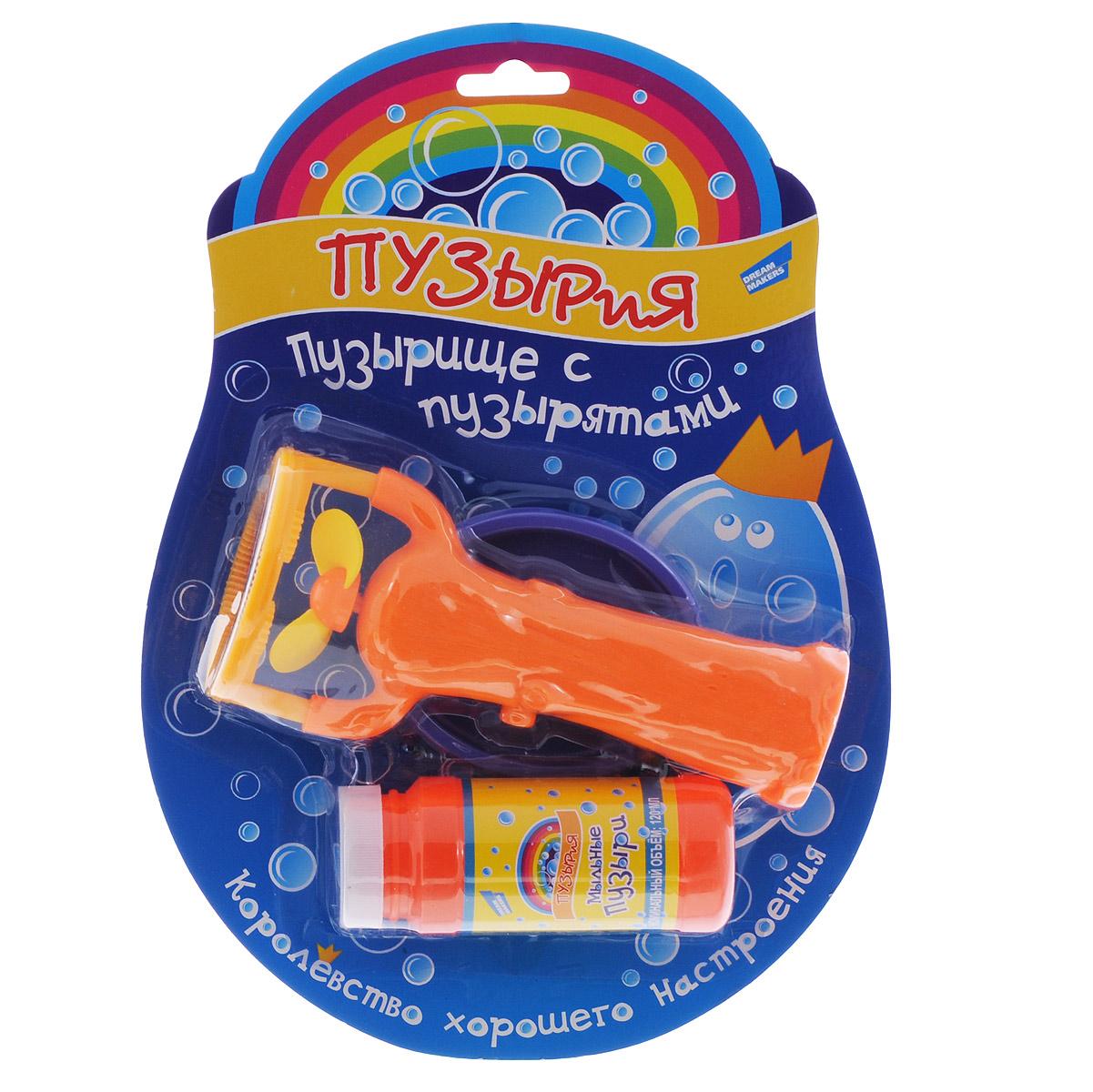 Набор для пускания мыльных пузырей  Пузырище с пузырятами  -  Мыльные пузыри
