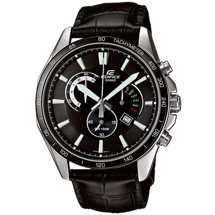 Наручные часы Casio EFR-510L-1ABM8434-58AEНаручные часы Casio EFR-510L.