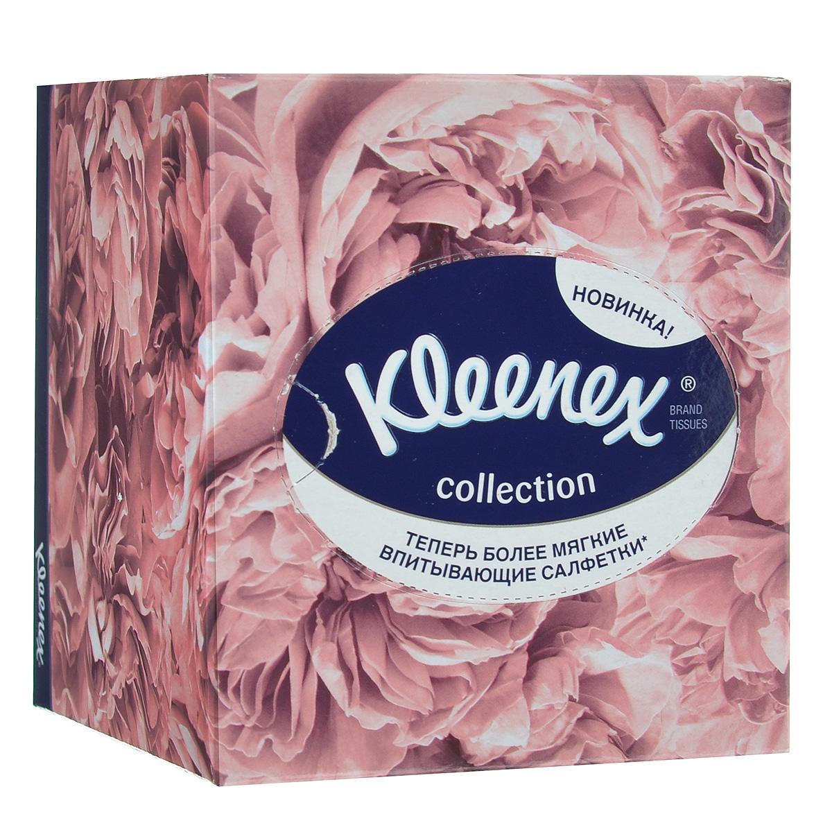 Салфетки универсальные Kleenex Collection, двухслойные, 21,6 см х 21,6 см, 100 шт (упаковка светло-коричневые цветы)98291124Двухслойные, мягкие, гигиенические салфетки Kleenex Collection изготовлены из высококачественного, экологически чистого сырья - 100% первичной целлюлозы. Салфетки обладают большой впитывающей способностью. Не вызывают аллергию, не раздражают чувствительную кожу. Благодаря уникальной мягкости, салфетки заботятся о вашей коже во время простуды. Просты и удобны в использовании. Применяются дома и в офисе, на работе и отдыхе. Для хранения салфеток предусмотрена специальная коробочка. Выберите себе настроение! Как всегда разные: яркие и спокойные, задорные и утонченные коробочки с салфетками Kleenex Collection найдут свое место в любом уголке вашей квартиры и добавят в ваш дом теплоты и уюта даже в самый хмурый день. Товар сертифицирован.Размер салфетки: 21,6 см х 21,6 см. Комплектация: 100 шт.