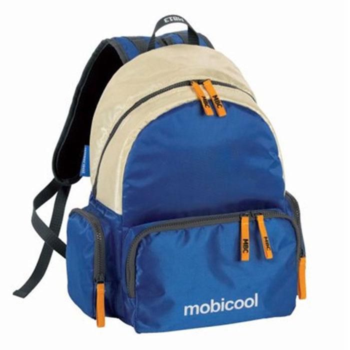 Термосумка MobiCool Sail 13, цвет: синий, 39 х 32 х 14 см19201Термосумка MOBICOOL Sail 13 предназначена для охлаждения напитков и продуктов и поддержания их в охлажденном состоянии на протяжении около 5 часов. Регулируемые по длине плечевые ремни гарантируют удобство при переноске. Сумка имеет дополнительные карманы, которые позволяют разместить вещи, необходимые для прогулки или пикника. Внешний материал: высокопрочный полиэстер Вместимость: 3 бутылки емкостью 1.5 л, 18 банок емкостью 0.33 л
