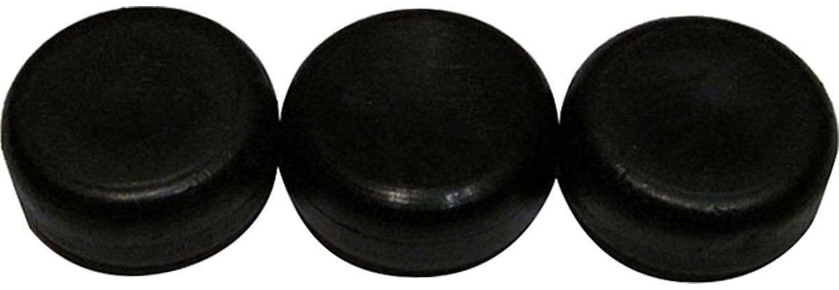 """Набор шайб """"Stiga"""" предназначен для игры в настольный хоккей. Предметы изготовлены из прочного пластика. В набор входит 3 шайбы."""