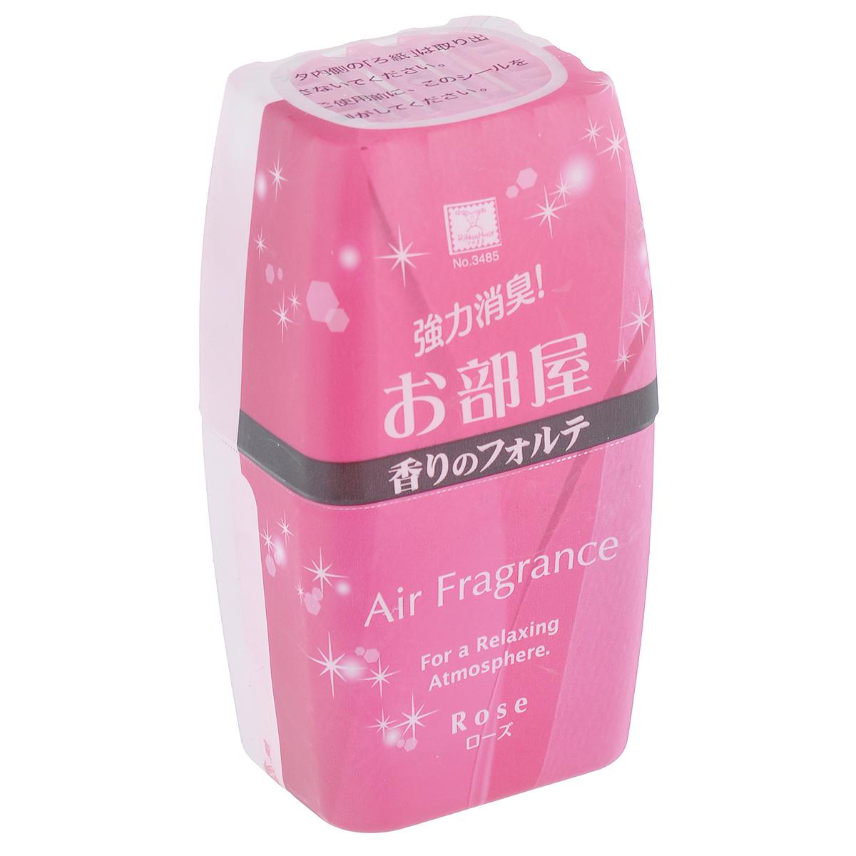 Фильтр посторонних запахов в комнате KOKUBO Air Fragrance, с ароматом розы, 200 мл21395599Фильтр посторонних запахов KOKUBO Air Fragrance с ароматом розы предназначен для устранения неприятного запаха в комнате. Дезодорирующие компоненты фильтра посторонних запахов легко и быстро распространяются по всему пространству помещения, активизируются при наличии в воздухе неприятных запахов, обволакивают и нейтрализуют их.Имеет универсальный дизайн, подходящий для любой комнаты. Безопасен в применении. Состав: дезодорант на жидкой основе, ПАВ (нейтрализаторы запаха), отдушка высокого качества, ПАВ (неионогенные < 5%, анионные < 2%).
