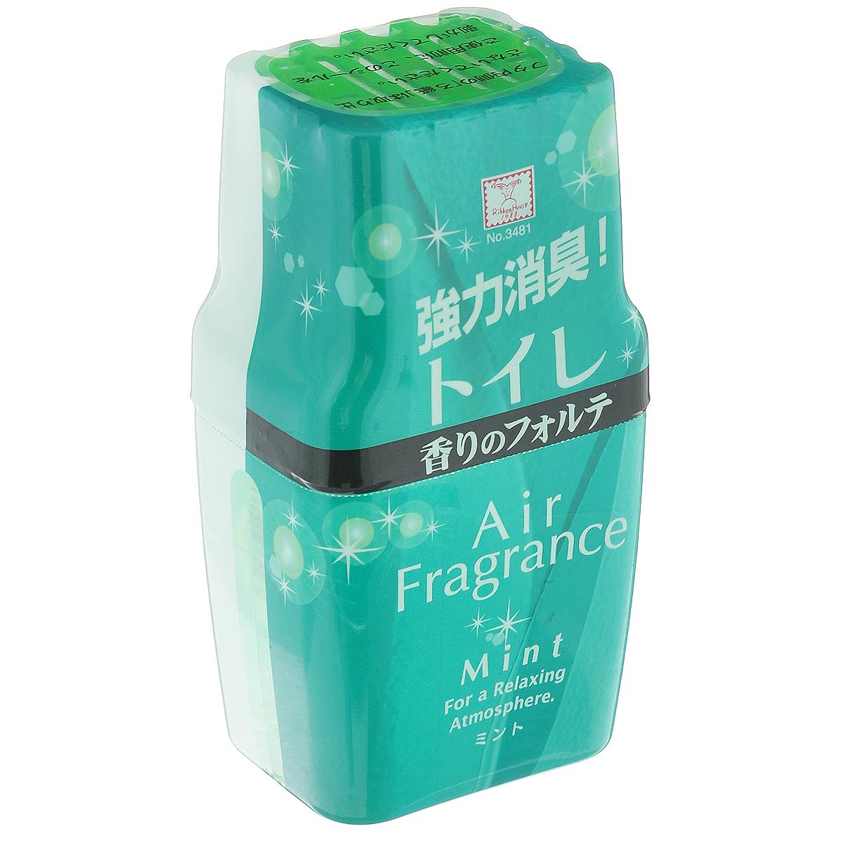 Фильтр посторонних запахов в туалете KOKUBO Air Fragrance, с ароматом мяты, 200 млVT-1520(SR)Фильтр посторонних запахов KOKUBO Air Fragrance с ароматом мяты предназначен для устранения неприятного запаха в туалете. Дезодорирующие компоненты фильтра посторонних запахов легко и быстро распространяются по всему пространству помещения, активизируются при наличии в воздухе неприятных запахов, обволакивают и нейтрализуют их.Имеет универсальный дизайн, подходящий для любой комнаты. Безопасен в применении. Состав: дезодорант на жидкой основе, ПАВ (нейтрализаторы запаха), отдушка высокого качества, ПАВ (неионогенные < 5%, анионные < 2%).
