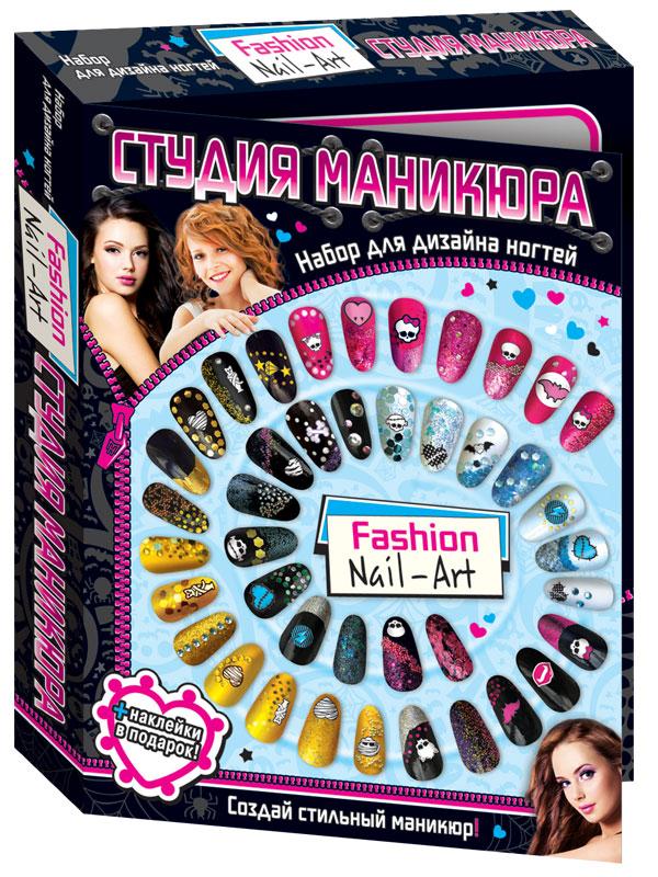 Больше 40 вариантов стильного маникюра! Большой набор для дизайна ногтей!