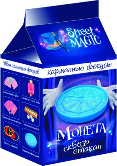 Карманные фокусы-это наборы с удивительными и зрелищными фокусами, в которых заключены секреты волшебства.