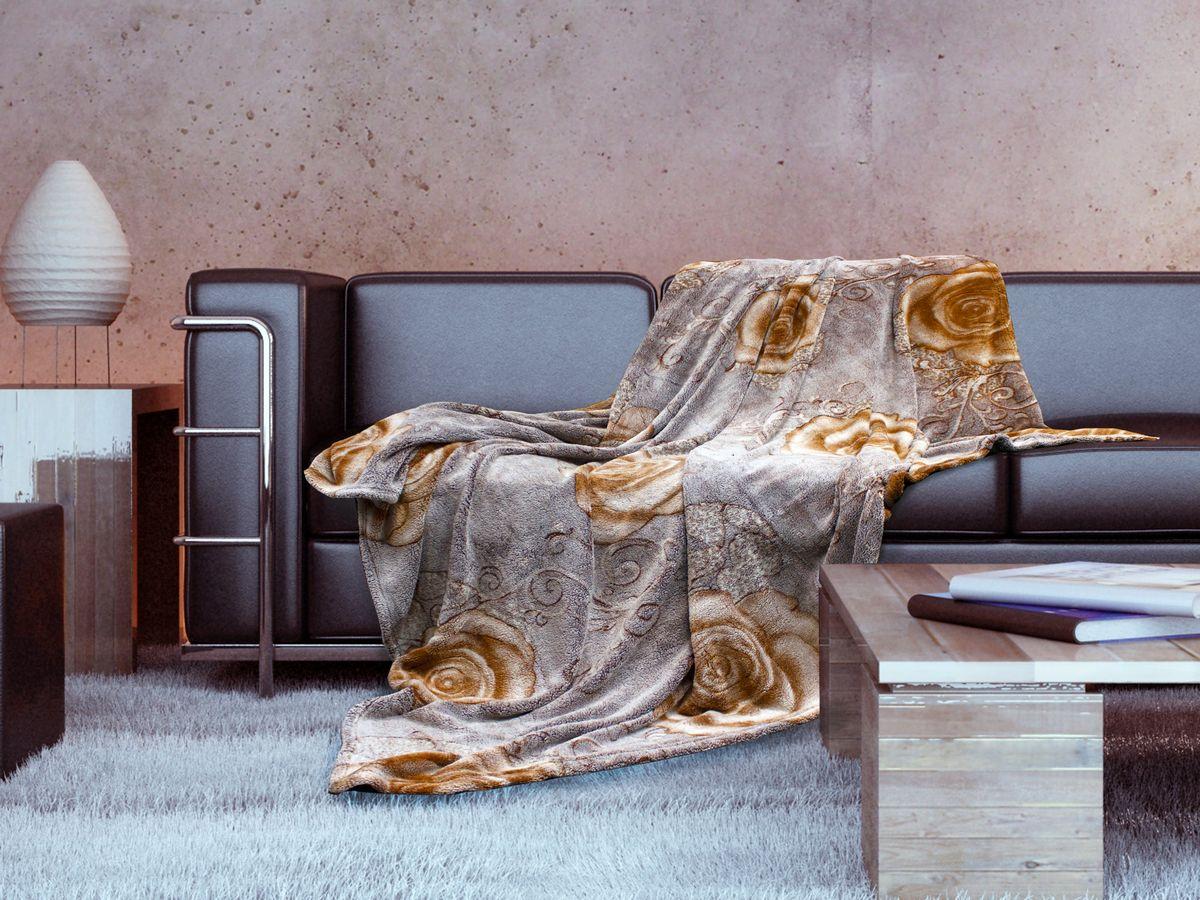 Плед Buenas Noches Bamboo, цвет: коричневый, 150 х 200 смU210DFПлед Buenas Noches - это идеальное решение для вашего интерьера! Он порадует вас легкостью, нежностью и оригинальным дизайном! Плед выполнен из 100% полиэстера и оформлен изображением разноцветных камешков. Полиэстер считается одной из самых популярных тканей. Это материал синтетического происхождения из полиэфирных волокон. Изделия из полиэстера не мнутся и легко стираются. После стирки очень быстро высыхают.Плед - это такой подарок, который будет всегда актуален, особенно для ваших родных и близких, ведь вы дарите им частичку своего тепла!Продукция торговой марки Buenas Noches сделана с особой заботой, специально для вас и уюта в вашем доме! Состав: 100% полиэстер.