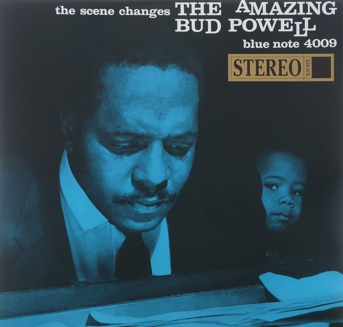 Бад Пауэлл Bud Powell. The Scene Changes (LP) bud powell the amazing lp