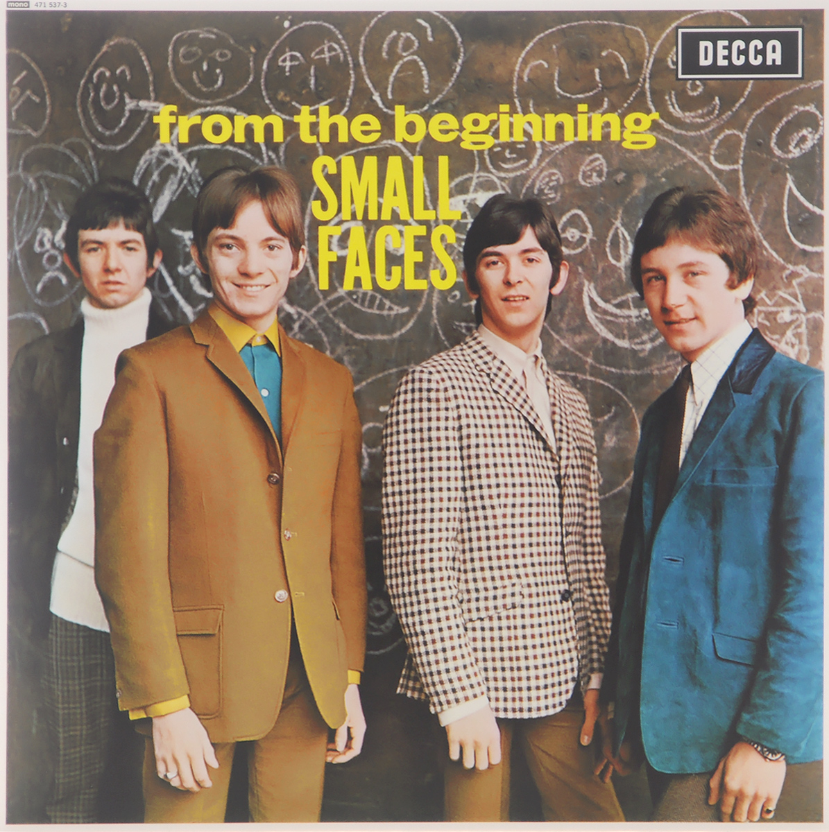 The Small Faces Small Faces. From The Beginning (LP)