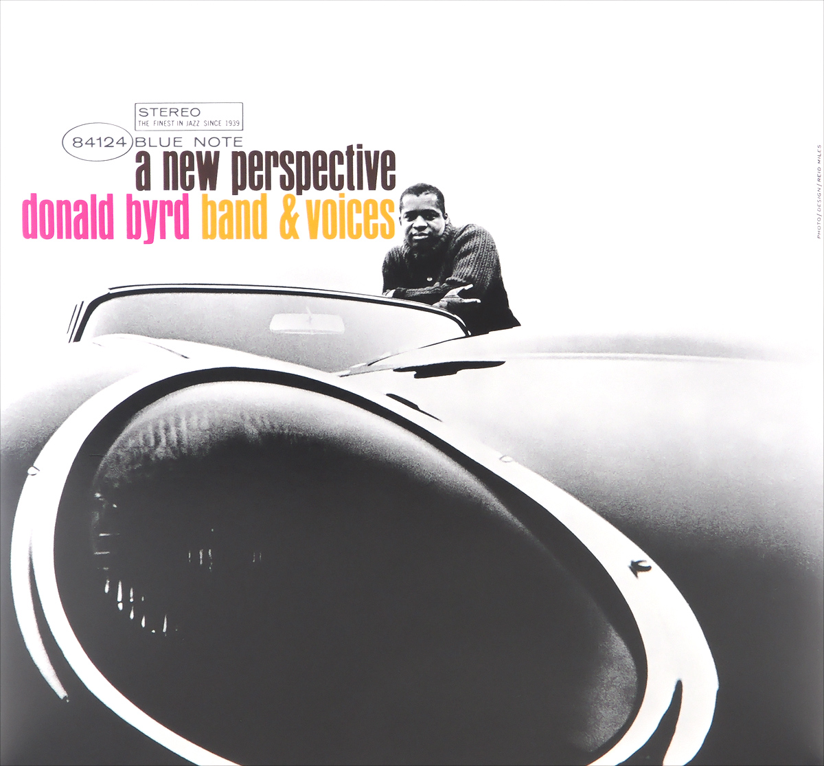 Дональд Берд Donald Byrd. A New Perspective (LP) filicide a conflict resolution perspective