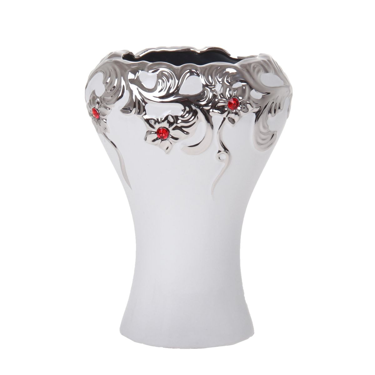 Ваза керамика изумрудная капля 24*17*11 см 865954FS-91909Керамика