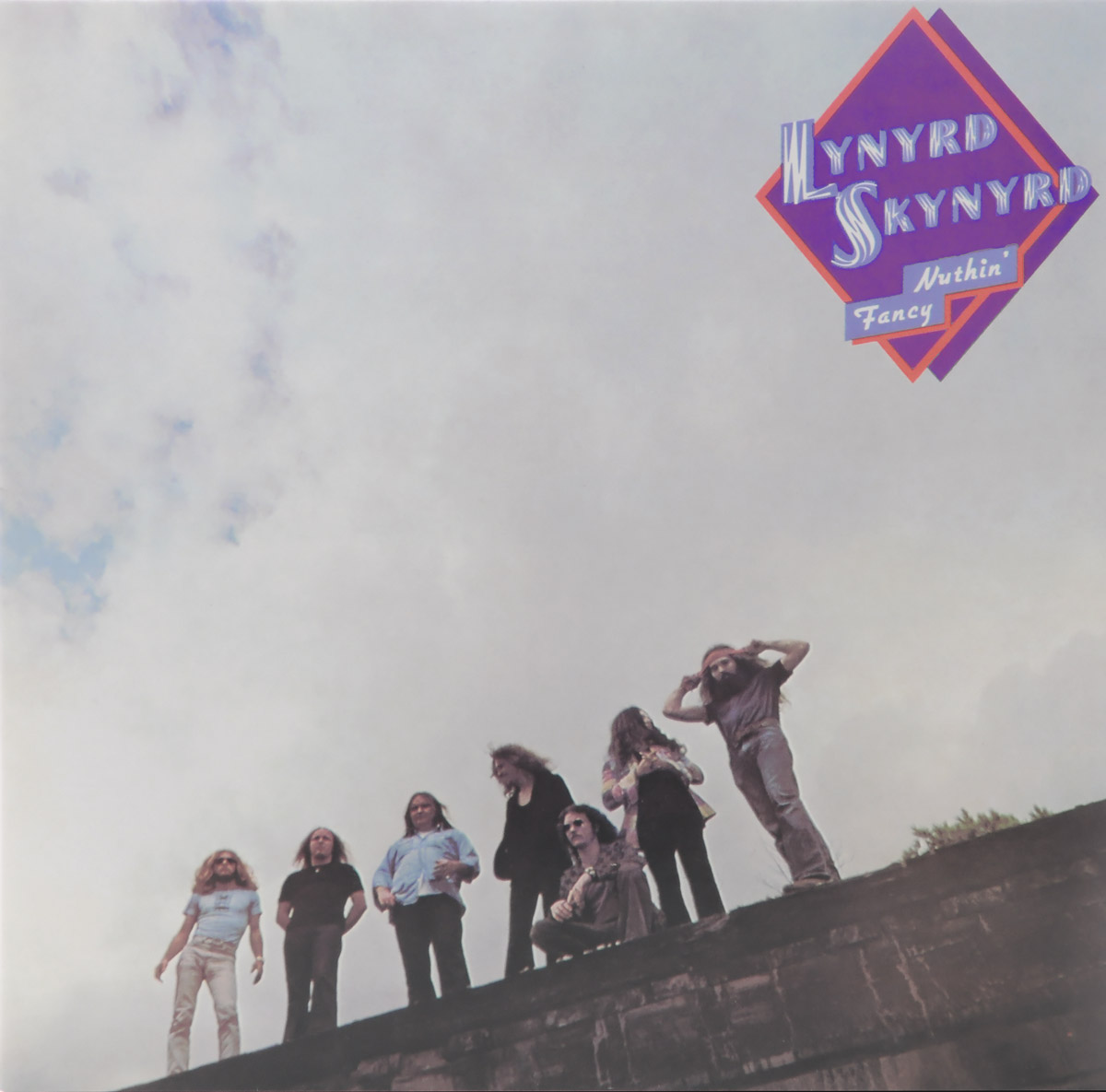 Lynyrd Skynyrd Lynyrd Skynyrd. Nuthin' Fancy (LP) lynyrd skynyrd lynyrd skynyrd one more from the road 2 lp