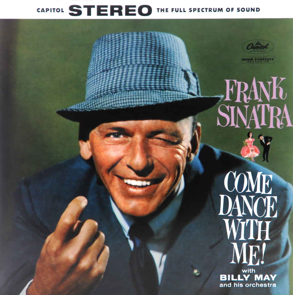 цены на Фрэнк Синатра Frank Sinatra. Come Dance With Me! (LP) в интернет-магазинах
