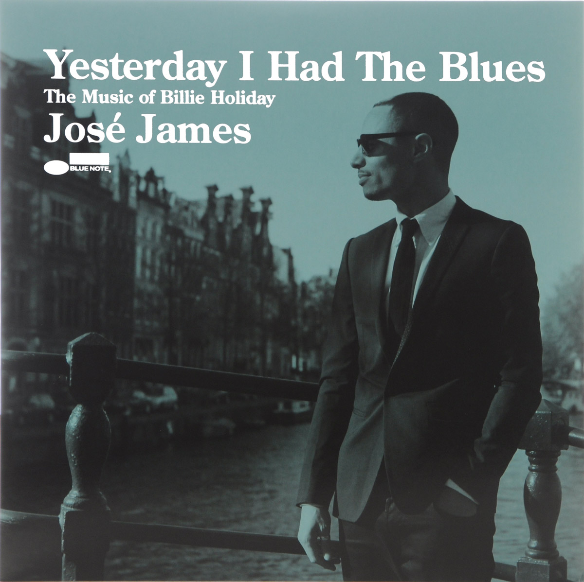 цена Жозе Джеймс Jose James. Yesterday I Had The Blues. The Music Of Billie Holiday (2 LP) онлайн в 2017 году